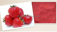 Concentration instant raspberry juice powder taste similar the fresh fruits juice
