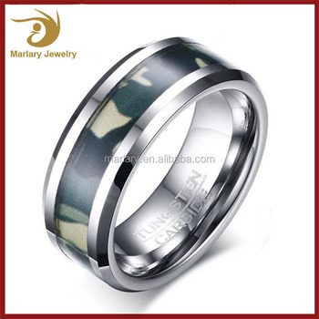 Alibaba Online Shopping Inlay Camouflage Tungsten Firefighter