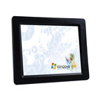Yanling fast shipping embedded touch screen panel pc ITPC-A104 table computer support Intel i3 6100U CPU