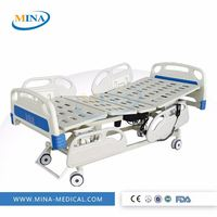 MINA-EB007 Advanced Equipment Physiotherapy eletrical hospital bed