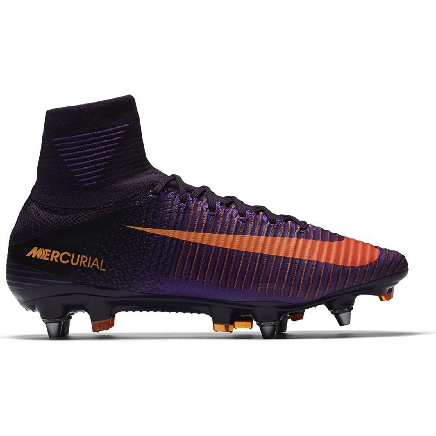 8505836be Get Quotations · NIKE MERCURIAL SUPERFLY V SG-PRO MEN S SOFT-GROUND SOCCER  CLEAT 831956 585 Sz