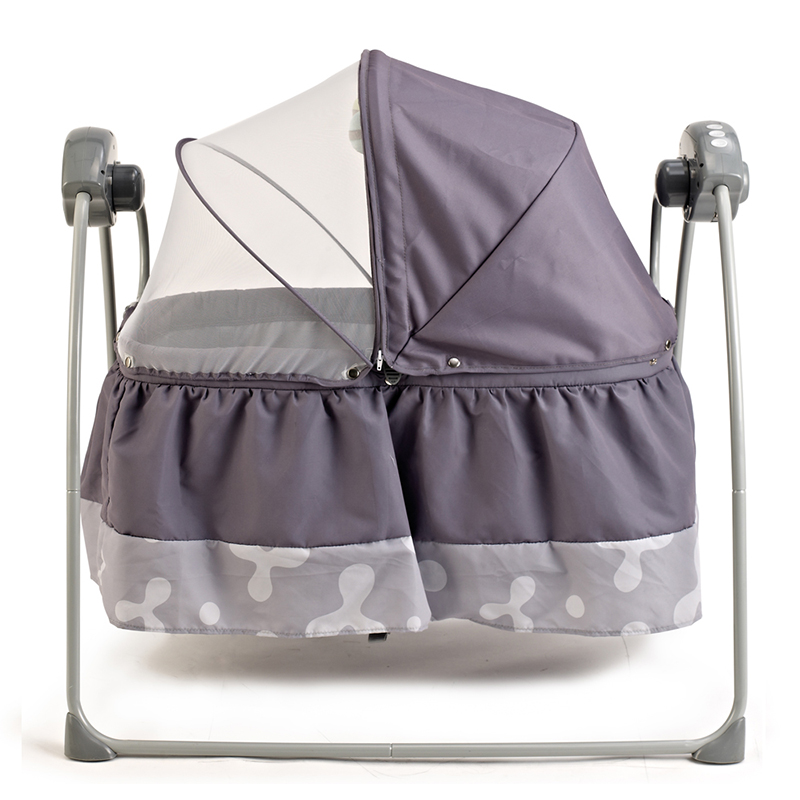 multifunctional Electric Baby folding hammock Swing Bed