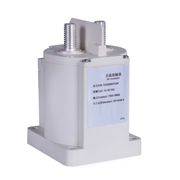 High Load Current High Voltage Dc Contactor Evq500 450vdc 500a 1000v Max -  Buy Dc Contactor,Dc Contactor 1000v,Contactor Dc Product on Alibaba com