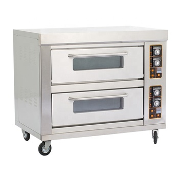 High-quality products Commercial Industrial Electric/Gas Bread Baking Oven