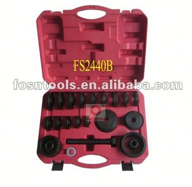2014 Wheel Bearing Removal/Installation Kit auto tools Vehicle Tools fan bearing puller