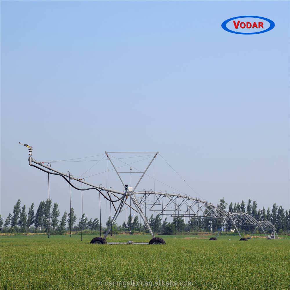 VODAR Agriculture Automatic Center Pivot Irrigation Equipment System/Farm Water Sprinkling System On Sale