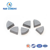 brazed carbide tips, cemented carbide welding inserts