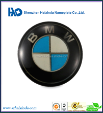 Custom brand BMW logo for car, matte finish car badge/emblem