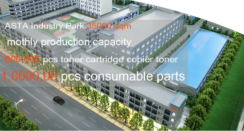 Asta Manufacturers toner cartridges compatible for Canon NPG-46 GPR-31/C-EXV29