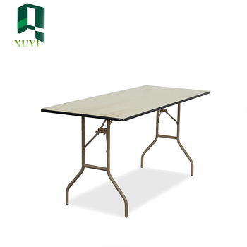 manufacture 8ft wood material used round banquet tables for sale wooden dining table  sc 1 st  Alibaba & Manufacture 8ft Wood Material Used Round Banquet Tables For Sale ...