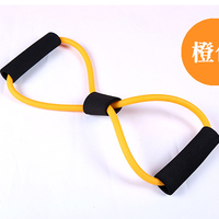 Hot selling 8 Shape Resistance TPR Band Tube Chest Expander