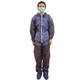 High quality Cheap safety coverall 100%polyester uniform
