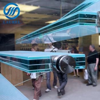 Competitive price tempered laminated glass price