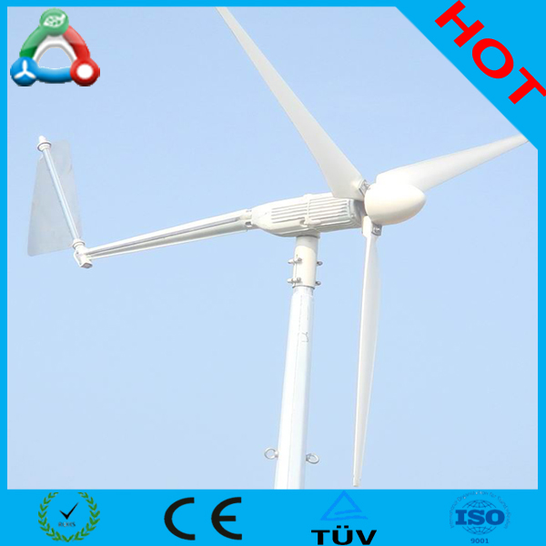 3 Phase PMG 5KW Horizontal Axis Wind Mill Generator On Sale