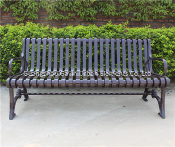 Hot Sale Cast Iron Feet Garden Park Bench Parts Buy Cast Iron Park
