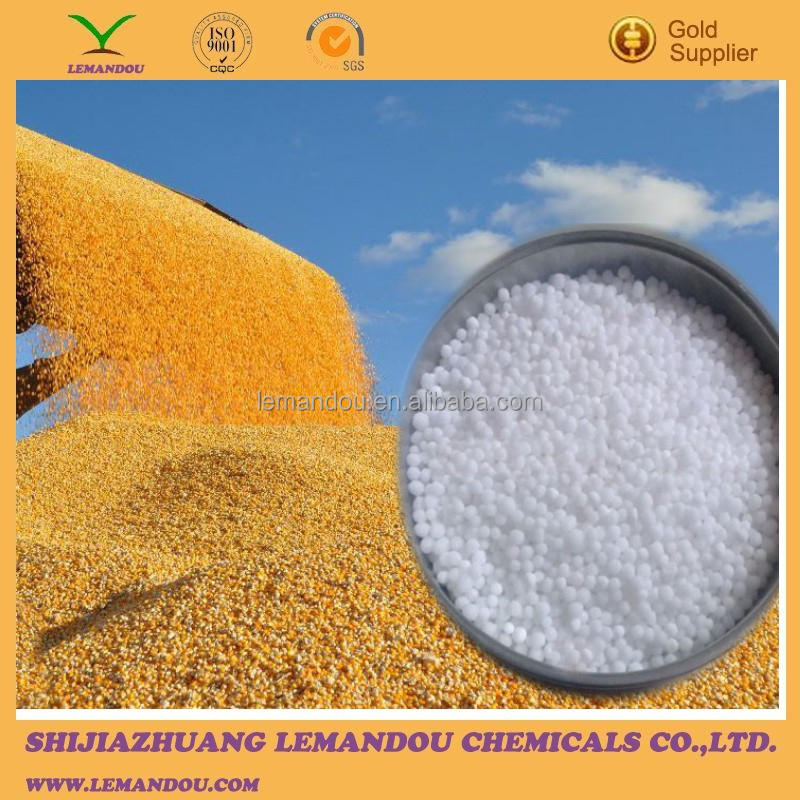 Manufacture Of Granulated Technical Grade Urea In China