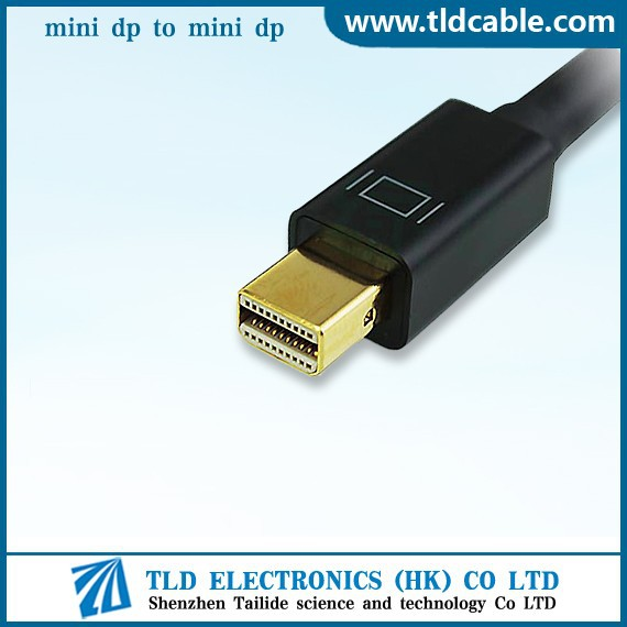 6ft Mini Display Port DP Cable