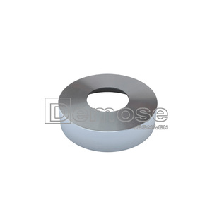 stainless steel round pipe baluster cover plate