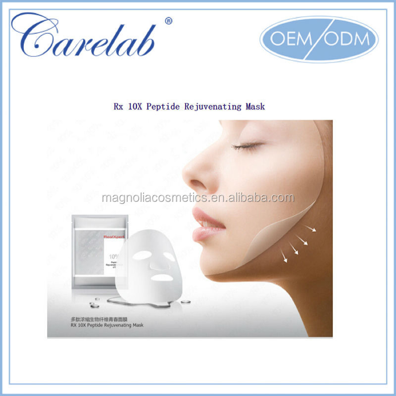 Anti aging & Anti wrinkle&Smooth Bio Cellulose Fibers Facial Mask