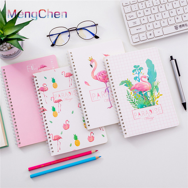 New gifts stationery China Manufacturer wholesale Customized Logo Recycled eco friendly paper spiral notebooks for school