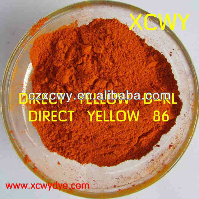 DIRECT YELLOW 86 (DIRECT YELLOW D-RL, DIRECT YELLOW RL)