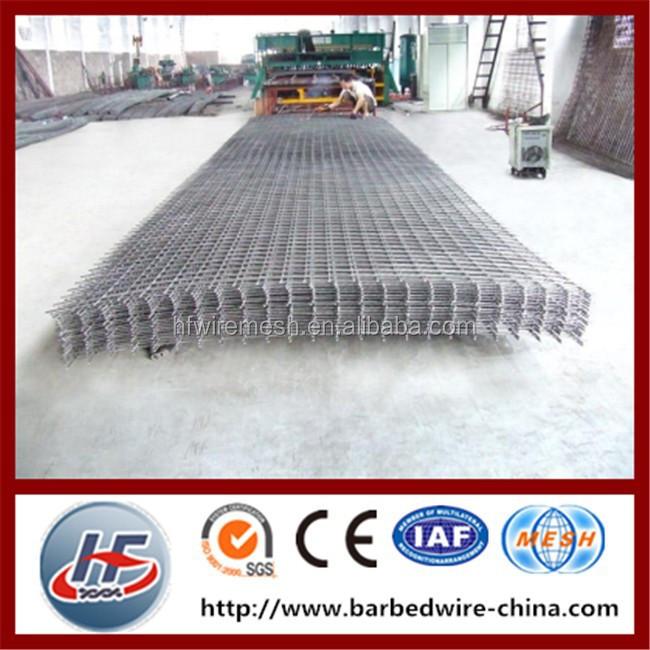 Factory Price Steel Rebar Welded Panel/concrete Reinforcement Mesh ...