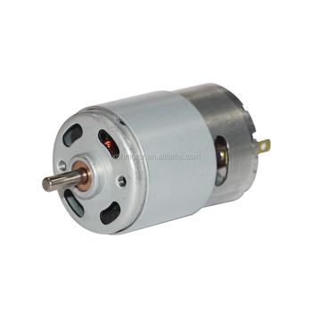 Rs 750sh Motor Dc 12 V Mobil Magnet Permanen Dc Bermotor Motor