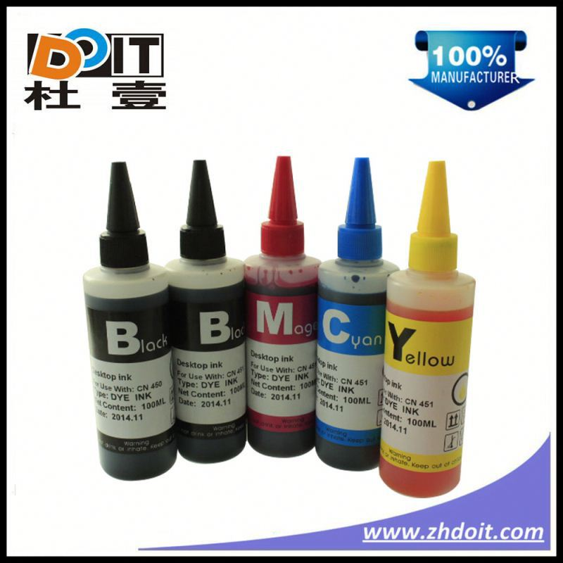 Made by DO-IT ! universal Dye ink Pigment ink for canon Ix 6850