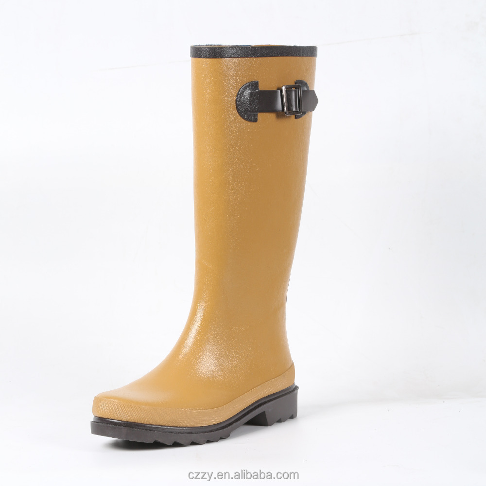 rubber boots zy24