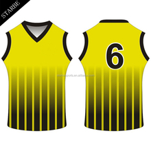 Top quality reversible basketball tops and shorts new style basketball jersey