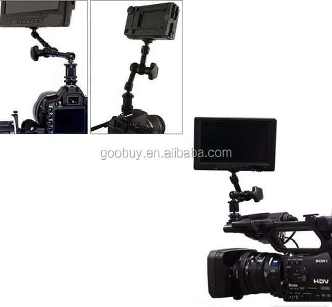 7 inch adjustable Magic Arm camera flexible arm for LED light DSLR LCD Monitor HDV HDSLR camera Rig