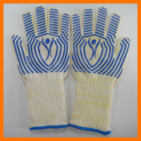 Long Oven Glove Heat Resistant Gloves for Food
