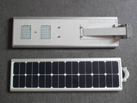 Anern All In One Solar Street Light,Outdoor Solar Light,5w To 60w ...