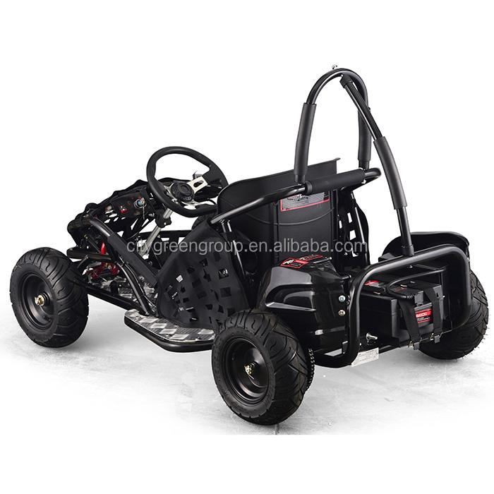 48v 1000w Electric Go Kart With Brushless Motor