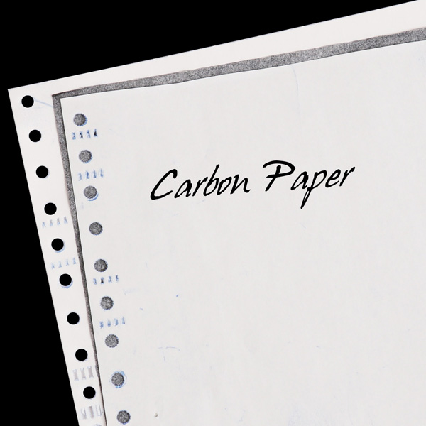 Popular Single Double Size Paper Base Stock Black Conductive Carbon Filter Paper