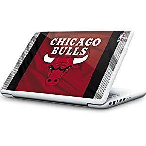 NBA Chicago Bulls MacBook 13-inch Skin - Chicago Bulls Away Jersey Vinyl Decal Skin For Your MacBook 13-inch