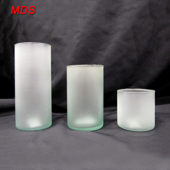 China Wholesale Cheap Cylinder Frosted Cylinder Vases Buy Frosted