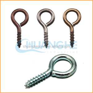 High quality customized open loop lag eye screw made in China