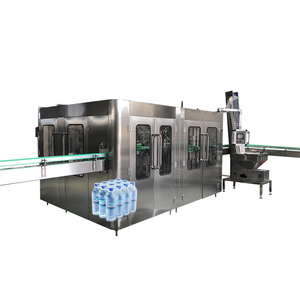Life-Long Service 6000BPH Capacity Water Filling Machine Bottle