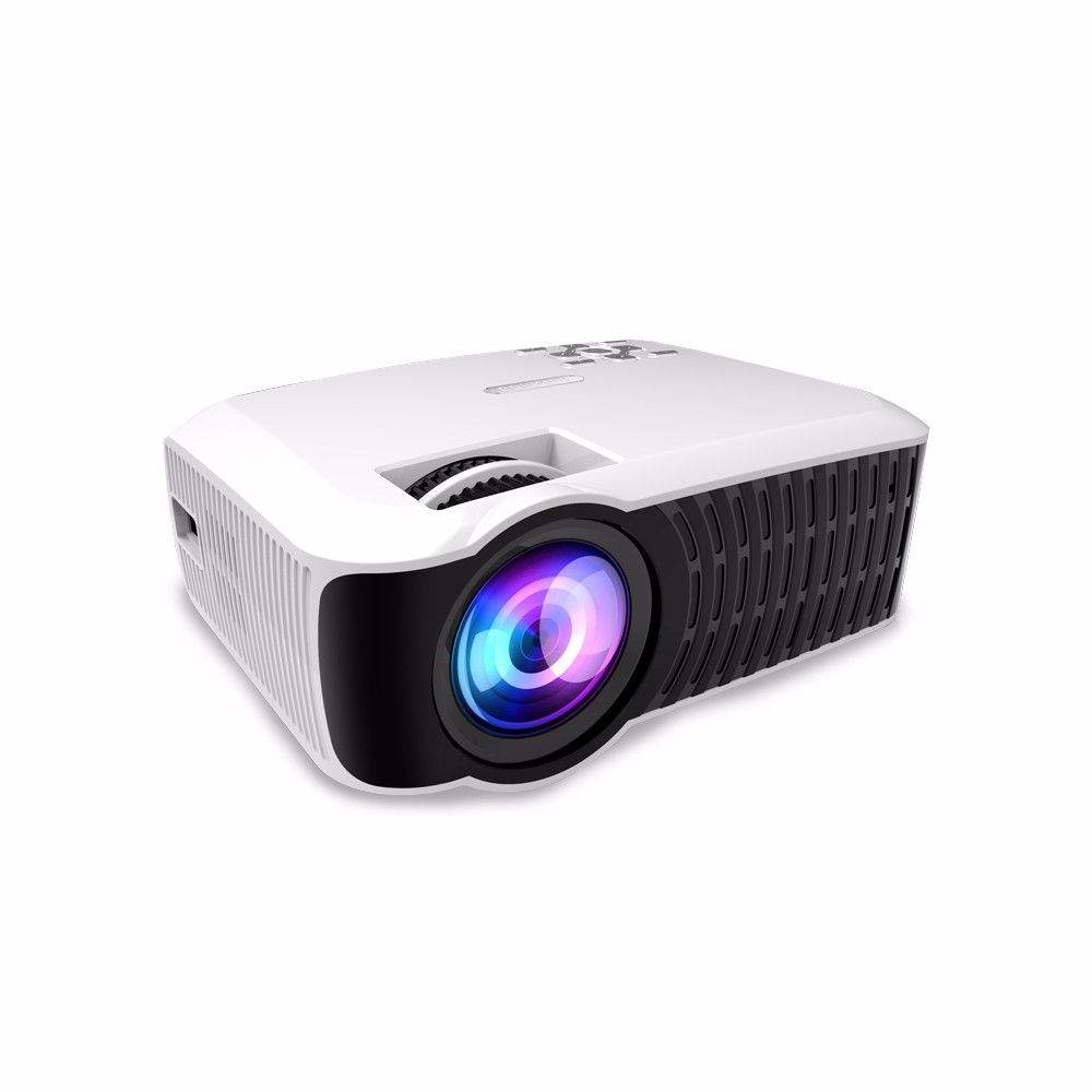 SINOSAL SINO-22L Marketing 2200 lumens 800x480 resolution Multimedia LCD LED Video <strong>projector</strong> with USB SD AV HDMI