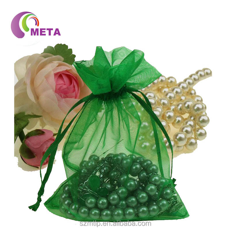 Perfume Bottle Packaging Organza Pouch/Bag