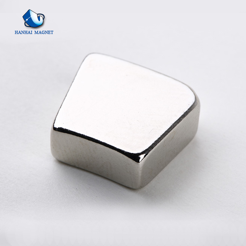 Permanent ROHS Lifting OEM Sintered Ndfeb Industrial Magnet