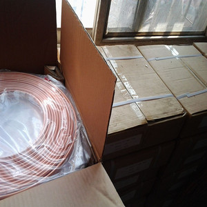 Refrigeration Copper Tube Coil ASTM B280