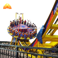 Amusement park thrilling thrill china manufacturer flying ufo ride with spare parts