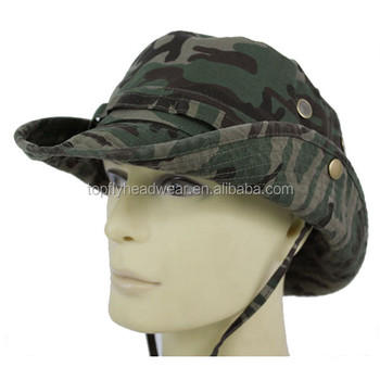 stylish custom bucket hats with string  fisherman camo bucket hat with  string 8b0d4e88d65