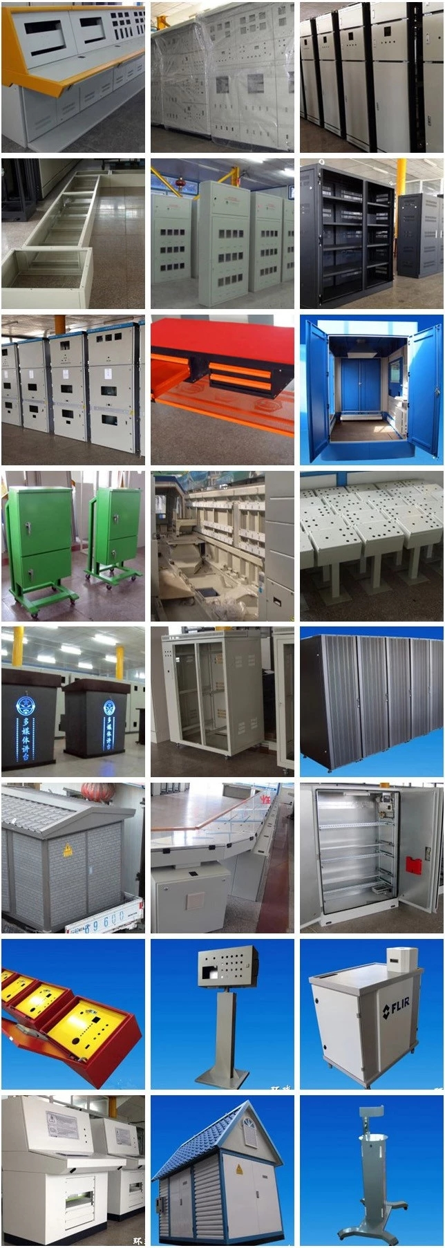 Factory high precision metal stamping parts bending cutting sheet metal accessories laser cutting service