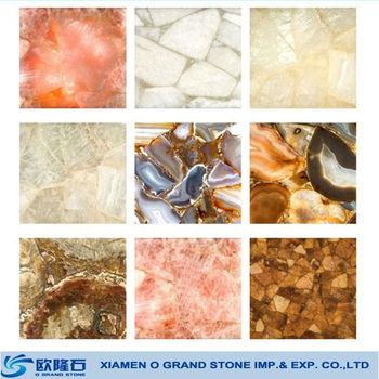 Artificial Quartz All Types Of Rose Stone