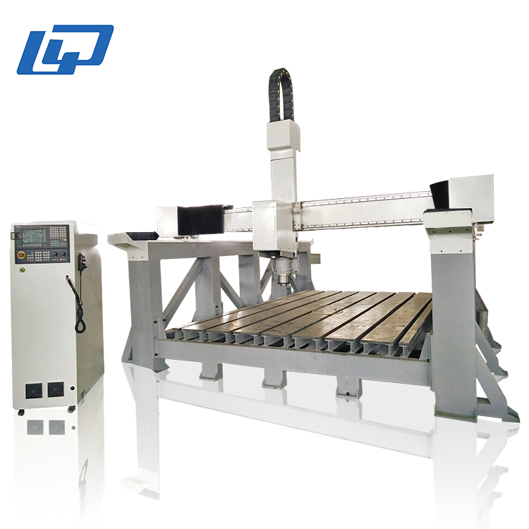 China More Stable high Z travelling wood plastic <strong>cnc</strong> 3D foam cutting machine wood cutting machine