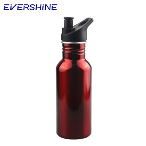 Popular custom private label stainless steel 450ml double wall insulated water bottle