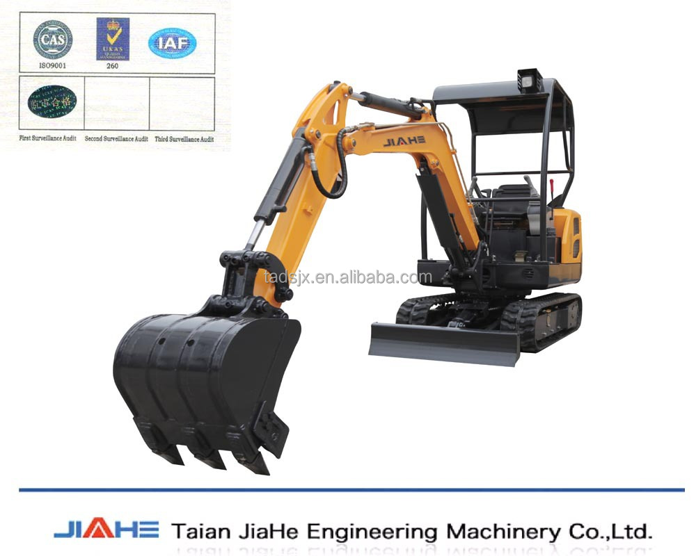 1.8t mini excavator,towable mini excavator with good quality and best seller